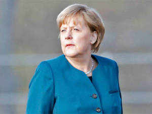 Merkel stressed the need to address the concerns including those of the German auto industry ahead of inking of the BTIA. Both Germany and India has set a target of concluding the pact this year. (Pic: AFP)