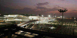 Hyderabad RGIA airport rated No 1 in India