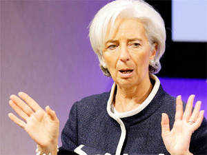 """Christine Lagarde has called for """"customised action"""" by countries to put the global economy on path of """"full speed recovery"""" that is solid, sustainable and balanced"""