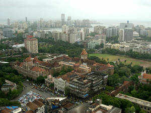 Nariman Point, the country's first planned central business district in south Mumbai, has continued to witness sluggish demand for office space in the quarter ended March