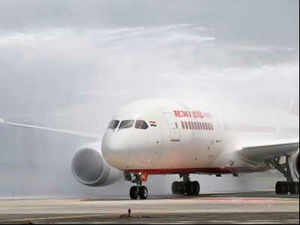 A team of over 20 engineers are being flown to India by Boeing to help Air India's engineering team install the new battery kit in each of the six aeroplanes.