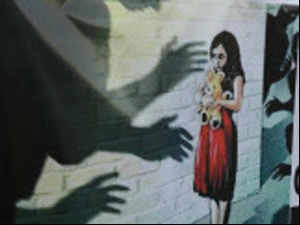 The girl was allegedly raped by Firoz Khan, who works in a private power plant, on April 17 after luring her with a chocolate.