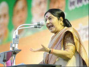 """Leader of the Opposition in Lok Sabha Sushma Swaraj today sought """"action"""" from UPA chairperson Sonia Gandhi in the rape case of a five-year-girl in the national capital"""