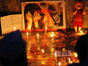 Condition of child rape victim improving