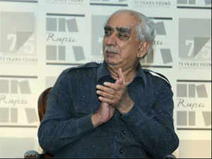 Slamming the report on 2G scam for making observations on decisions taken during NDA regime, Jaswant Singh said it was absurd to find fault with then PM.