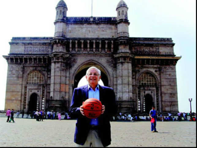 NBA is now intent on building its brand in important but so far lukewarm markets like India.