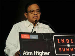 """Answering questions at The Economist's India Summit here, Chidambaram said he would like to """"remain a worker of the Congress party."""""""