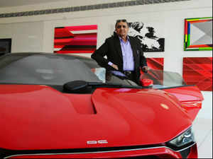 Chhabria said considering he is close to the launch of DC Avanti, a super car, he would soon require a new facility apart from the one in Pune that would manufacture the super car.