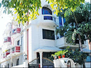 The charges includes two illegal contracts for cornering a posh bungalow worth crores in the national capital from the society's fund.