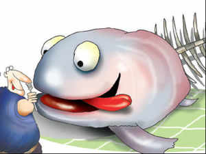 But be careful, because sea bass is a deceptive term that is being used for several types of fish, some of which never go near the sea. In particular, it is often confused with basa, a farmed freshwater fish with a conveniently close name.