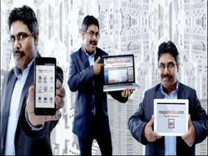 The MagicBricks National Property Index (NPI) rose 3% in the January to March 2013 quarter compared with the previous quarter, indicating an improvement in consumer sentiment.