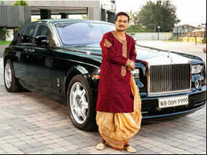 Gautam Kundu says he started life as an LIC agent years ago after losing almost his entire family in a car accident.