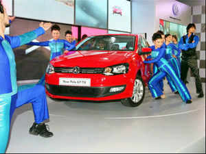 """""""Fuel efficiency has become vital for every customer looking at purchasing a new car and the Polo GT TSI is an answer to this demand,"""" Arvind Saxena, Managing Director for passenger cars, Volkswagen Group Sales India said."""