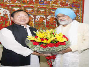 Planning Commission of India (PCI) has fixed the annual plan size for Arunachal Pradesh for the current financial year at Rs 3,700 crore.