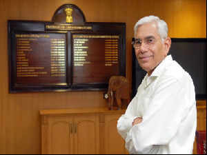 """CAG Vinod Rai has said that Constitution has adequately empowered the public auditor to exercise its functions and ensure """"unfettered"""" audits."""