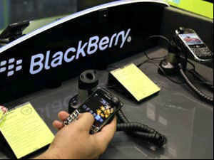 BlackBerry said that the services were down only for some time and the company was working on restoring connectivity.