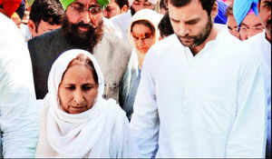 It set of another chain of diplomatic and political reactions from either side of the divided subcontinent, on a day Sarabjit was given a state funeral in Bhikiwind, near Amritsar.
