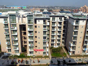 DDA had a total of 711 apartments in the village after it had bought 333 apartments to bail out the developer in 2009.