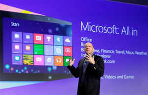 Software giant Microsoft now plans to launch a substantial update to the new operating system later this year to make it more compatible with tablets.
