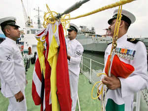 Inshore Patrol Vessel (IPV) 'Rani Avantibai', the second in series of five IPVs, will be commissioned into Indian Coast Guard here tomorrow by the Union Minister of State for Defence Jitendra Singh.