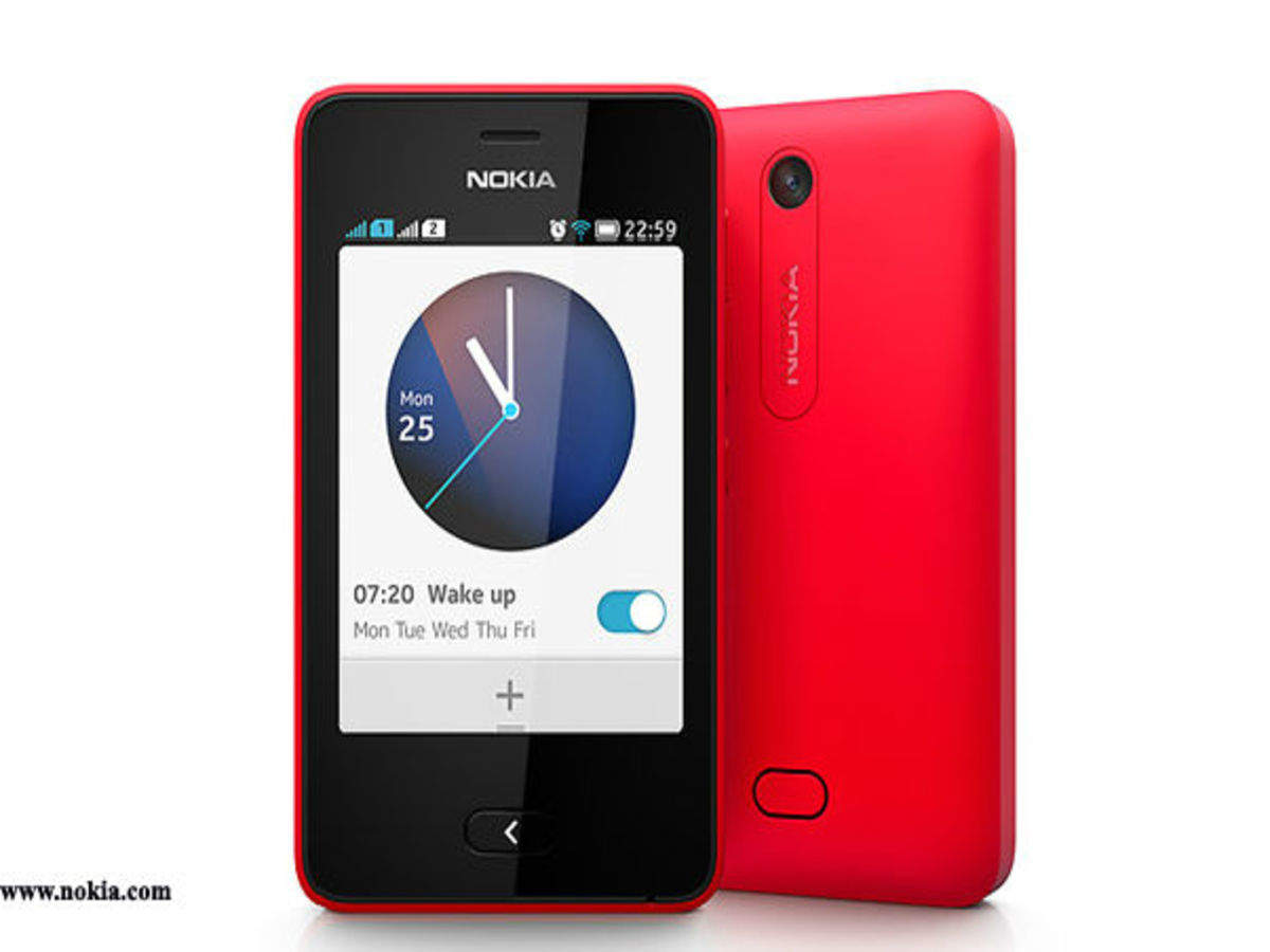 Nokia unveils Asha 501 at $99, to take on Google's Android based