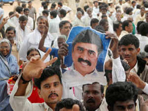 Karunakara Reddy lost the election from Harapanahalli in the neighbouring Davangere district to Congress candidate M P Ravindra.