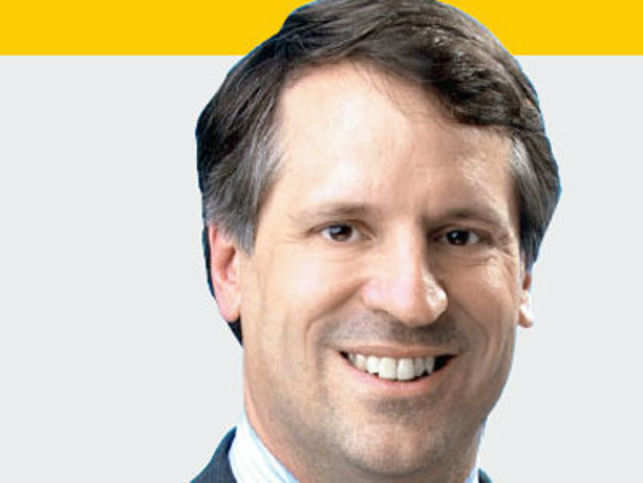 Oliver Wyman CEO John Drzik on the vagaries of global financial system