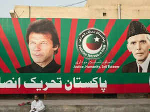 In a sign of Khan's popularity, 35,000 supporters turned up on Thursday at a rally in Islamabad that he didn't even attend.