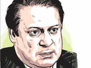"""Recollecting the days when he was incarcerated and kept in solitary confinement by General Musharraf, he said, """"I stayed alone for several days... It was deeply distressing and emotional to have been held captive in one's own country and then to be exiled."""""""