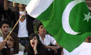 The BJP has also joined the general consensus that the strengthening of democracy in Pakistan would improve India-Pakistan relations.