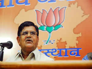 CBI has booked senior BJP leader from Rajasthan Gulab Chand Kataria and three others for murder charges in Sohrabuddin Sheikh fake encounter killing case.