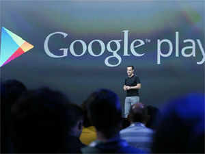 Google rolled out a music service for smartphones or tablets powered by its free Android software, in a ramped up challenge to Spotify and Pandora.