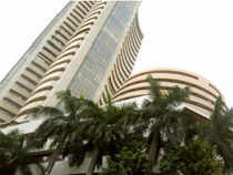 Both the benchmark indices Sensex and Nifty closed to new two-and-a-half-year highs as data showing a sharp fall in the wholesale price inflation.