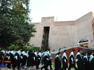 A post-graduate program student of IIM-Indore has received a job offer with salary package of Rs 34 lakh per annum.