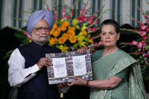 The investment in road construction in rural areas has increased ten-fold under the UPA regime, said the report card unveiled by Prime Minister and Sonia Gandhi on the fourth anniversary of UPA-II.