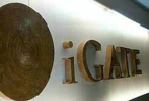 iGate had to take a $700 mn debt and most of that still remains on the company's books, even as the company's growth has remained extremely tepid.