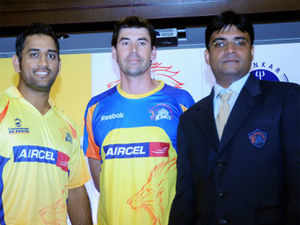 Mumbai Crime Branch questioned Chennai Super Kings owner Gurunath Meiyappan for several hours after his arrest last night in IPL betting scandal.