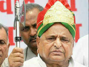 """BJP destroyed everything by razing the mosque. SP cannot have an alliance with BJP."" -MSY"