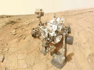 Despite satellite images that show vast networks of channels, past Mars rover missions have shown limited evidence for flowing water on Mars.