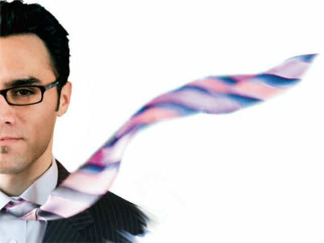 Tie: This small but vital accessory has evolved as an integral part of office wear for men
