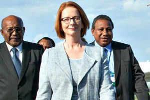 India will be the first customer that is not a signatory to the nuclear non-proliferation treaty to get Australian uranium.