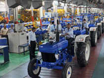 The agricultural-Machinery segment of Escors Ltd (EAM) has registered 17.9 per cent increase in sales of tractors to 6,122 units last month.