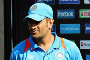 ET investigation, on Dhoni's 15% stake in the sports-management firm raises more questions than it answers.Five in particular.