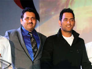 Arun Pandey, a close friend and business partner of Mahendra Singh Dhoni, has scripted one of the most fascinating success stories in sports management in the country.
