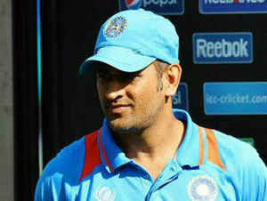The conflict of interest in this instance arises from the fact that Dhoni has a say in the selection of the Indian team.