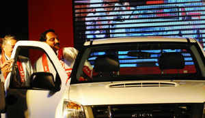 Isuzu to start production of SUVs and pick-up trucks by 2016