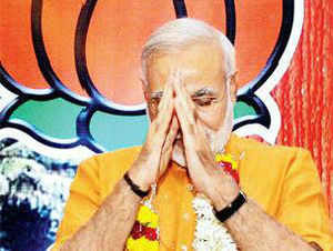 The BJP's decision to promote Gujarat CM Narendra Modi as campaign committee chairman is likely to have a ripple effect in Tamil Nadu politics.