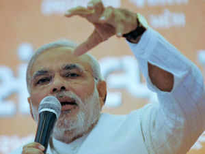 Modi today announced a nation-wide campaign to collect small pieces of iron from farmers for using it to build the proposed 'Statue of Unity' in the memory of Sardar Vallabhbhai Patel