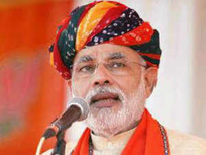 Gujarat Chief Minister and BJP leader Narendra Modi's leadership came in for flak today from Samajwadi Party, which alleged he has always failed in that front.