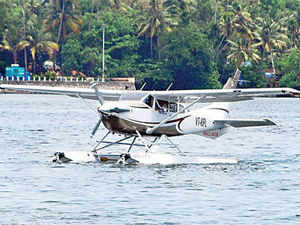 A commercial seaplane service will improve last-mile connectivity for tourists to the backwaters as Kerala embarks on modernising transport infrastructure.